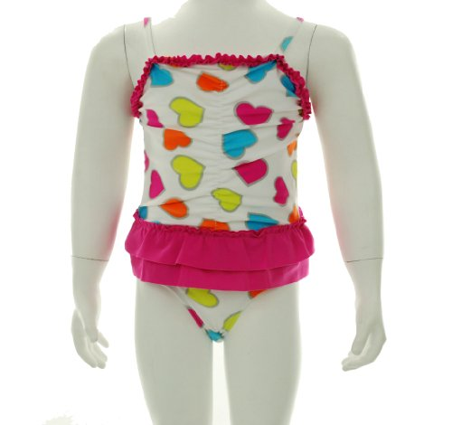 ac7c0 swimsuit cover up 41kREaYC0WL Baby Buns Girls Heart Swim Suit and Cover Up
