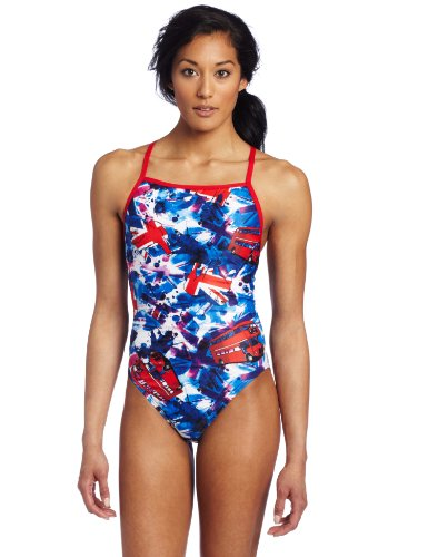 f106c women swimsuit 41wV7AoBC6L Speedo Womens Team Collection Transit Time Swimsuit